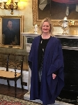 Metzger's Lorraine Thomas becomes a Liveryman of the Worshipful Company of Environmental Cleaners.
